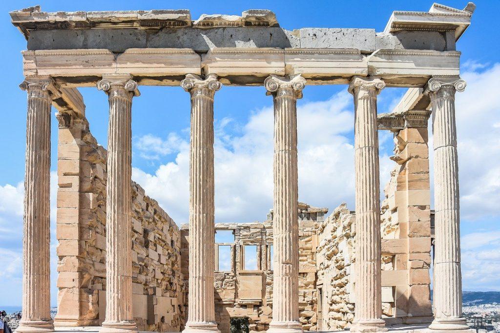 L'olivier dans la Grece antique
